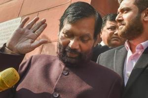 Union minister Ram Vilas Paswan said his Lok Janshakti Party is against any gender discrimination.