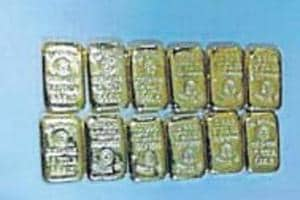 The customs department seized 402.48 kilograms of gold, valued at Rs 113.83 crore at Delhi's IGIairport and arrested 262 persons in 2018.