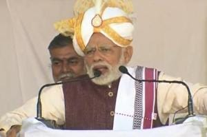 Prime Minister Narendra Modi on Friday assured the people of Assam that no genuine citizen will be left out of the NRC and hoped that the citizenship bill will be soon get Parliament's nod.
