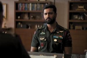 Actor Vicky Kaushal plays the role of Major Vihaan Shergill in upcoming film Uri:The Surgical Strike.