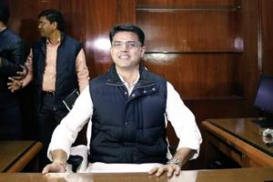 Rajasthan deputy chief minister Sachin Pilot said anti-party activities have been discussed with the central leadership.