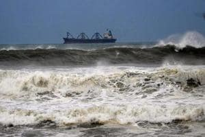 Cyclonic Storm Pabuk over the Andaman Sea and neighbourhood moved further west-northwestwards with a speed of 21kmph in the past six hours, the India Meteorological Department said Saturday and warned fishermen against venturing out to sea.
