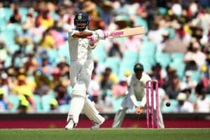 India vs Australia: Virat Kohli of India bats during day one of the Fourth Test match in the series between