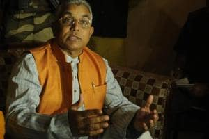 BJP state president Dilip Ghosh on Saturday triggered a  controversy by saying that chief minister Mamata Banerjee is the fittest person to be the first prime minister from Bengal.