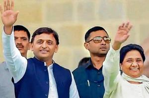 The SP and the BSP have agreed to an alliance ahead of the Lok Sabha elections
