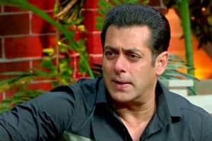 KapilSharma joked with Salman Khan on the issue of the latter's marriage.