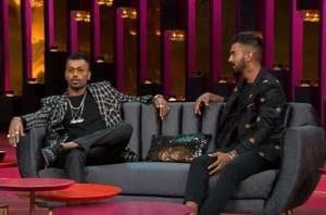 KL Rahul and Hardik Pandya were the latest guests on Koffee With Karan.