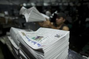 Photos: Japan's largest diaspora in Brazil loses iconic newspaper