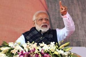 Modi government has cleared 10 per cent reservation for economically weaker upper castes