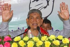Senior Congress leader and former Uttarakhand CM Harish Rawat (in pic) and leader of opposition in the state assembly Indira Hriyadesh are reportedly in the race for the Nainital Lok Sabha seat.