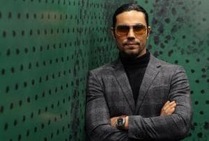 Actor Randeep Hooda says he likes to move ahead and not thinking too much about his work.
