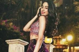 Janhvi Kapoor regularly shares pictures of her outfits on Instagram.