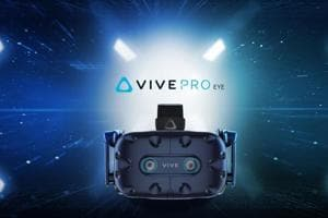 CES 2019: HTC Vive Pro VR headset with eye-tracking tech launched