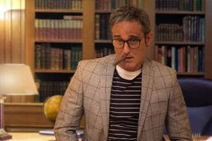 Actor Akshaye Khanna will play the role of Sanjay Baru in The Accidental Prime Minister.