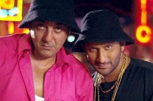 Sanjay Dutt and Arshad Warsi's pairing in Munna Bhai movies is popular with the fans.
