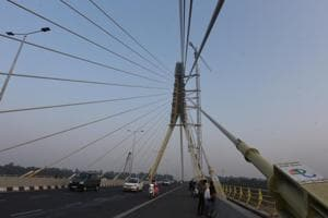 After two back-to-back fatal accidents soon after its inauguration in November last year, speed calming measures were installed on the Signature Bridge.