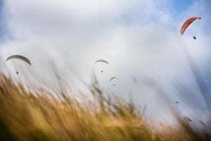 Photos: Paragliding soars as an urban escape for Hong Kong residents