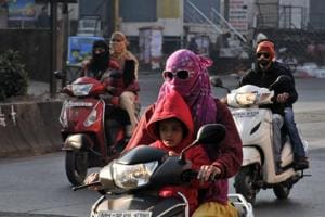 On Monday, the minimum temperature in Pune was 9.2 degrees Celsius, while Nashik recorded 7.6 degrees Celsius, the lowest in the state.