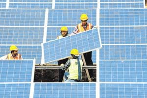 According to the proposal, civic body has decided to generate 251 kg watt electricity through these solar panels.