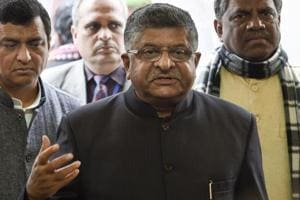 Union law minister Ravi Shankar Prasad said on Saturday the government will change the law to make it mandatory for linking Aadhaar with driving licences in a bid to avoid duplication of the latter.