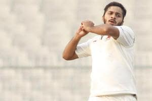 File image of Shardul Thakur.