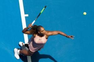 File picture of Serena Williams