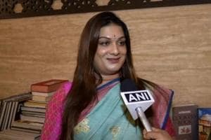Apsara Reddy becomes Cong's first transgender office-bearer