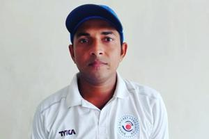 Spinner Ashutosh Aman now holds the record for most wickets in a season of Ranji Trophy.