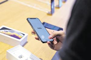 Apple asked its suppliers late last month to produce fewer-than-planned units of its XS, XS Max and XR models.