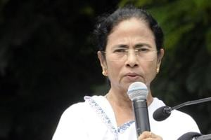 West Bengal Chief Minister Mamata Banerjee's Trinamool  Congress kept up its spree of winning by-elections at all levels with over 50% of the votes, winning the Kolkata Municipal Corporation bypoll with 77% of the votes (File Photo)
