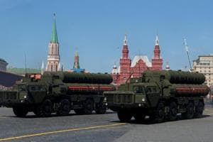 Russia today said that the delivery of S-400 missile air defence systems to India will not be delayed by US sanctions (File Photo)