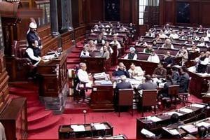 Rajya Sabha is voting on the Constitution (One Hundred and Twenty-Fourth Amendment) Bill.