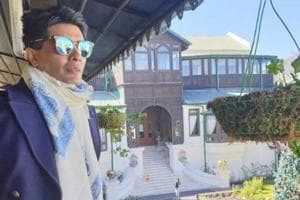 Manish Malhotra chose Mussorie for an ideal hill station experience, while Masaba Gupta made the most of the solitary beaches on her Maldives vacation. (Instagram)