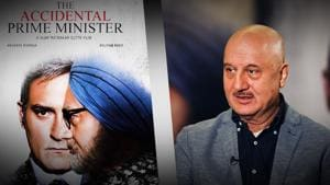 The Accidental Prime Minister: Anupam Kher on how he became Manmohan Si...