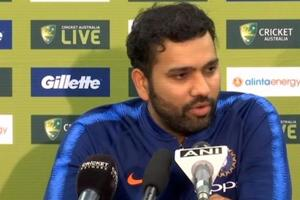 MS Dhoni: A guiding light for the team says Rohit Sharma