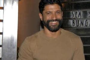 Farhan Akhtar celebrates birthday with bollywood celebs