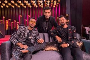 Team India players Hardik Pandya and KL Rahul had featured in the last Koffee With Karan episode.