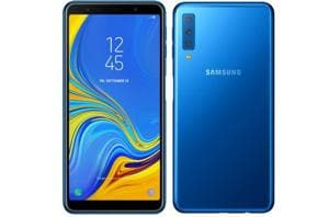 Samsung Galaxy M30 is said to feature a triple-camera setup like the Galaxy A7.