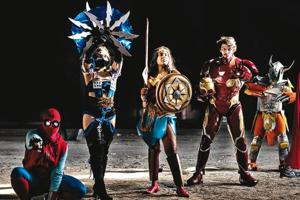 Everything you didn't know about Cosplay and didn't know who to ask-