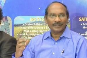 Target for manned mission to space is December 2021: ISRO Chief K Sivan