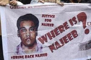A  documentary on missing JNU student Najeeb Ahmad, directed by Sunil Kumar, is 75-minutes long and titled 'Ammi'.