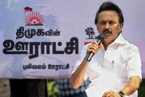 DMK president MK Stalin, who had batted for Rahul Gandhi as the opposition's PM candidate, said there is no comparison between Narendra Modi and AB Vajpayee.