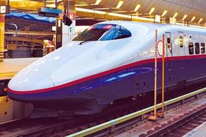 The introduction of the country's first bullet train, known as the Shinkansen in Japan and expected to be operational in 2022, will mark India's shift to an era of high-speed trains capable of hitting speeds of up to 350 kilometres per hour.