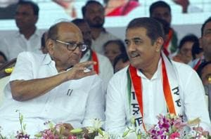 Congress general secretary and Maharashtra in-charge Mallikarjun Kharge and Senior NCP leader Praful Patel will now deliberate on the six seats, and will take it to the party presidents, if need be.