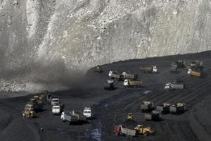 Twenty workers were trapped in a Chinese coal mine after its roof collapsed. (Representational Image)