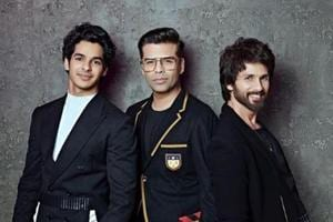 Koffee With Karan will feature Shahid Kapoor and Ishaan Khatter this Sunday.