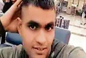 The jawan, Sombeer, was posted at 75 armed battalion in Jaisalmer district. He was arrested on Friday night by the special branch of Rajasthan police on Friday night.