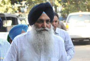 Akali legislator Virsa Singh Valtoha was an accused in the 1983 murder of a prominent doctor in Punjab (File Photo)