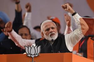 While interacting through video conference with the BJP booth-level workers of Tamil Nadu's Mayiladuthurai, Sivaganga and Theni districts, Modi said that the opposition's grand alliance was a short-term effort formed just for their benefits.