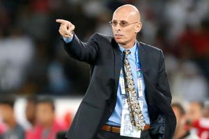 File image of India coach Stephen Constantine.